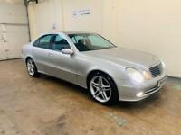 Mercedes E270 avantgarde 2.7 cdi in immaculate condition full service history long mot till may 2021