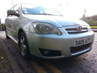 ★ 79,000 MLS★ F Serv Hist, 2005 Toyota Corolla 1.4 T3 COL COLL'N,5dr,eg fiesta megane meriva mazda 6