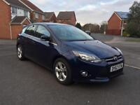 2013 FORD FOCUS ZETEC , 12 MONTH MOT, SERVICE HISTORY, FULL HPI CLEAR, 60k MILEAGE