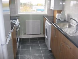 Fully Furnished One Bedroom Flat - Menzieshill, Dundee. Near Ninewells Hospital. Newly refurbished
