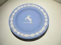 Vintage Wedgwood -Small Decorative Plate / Pin Dish Jasper Ware Tauris Wedgewood