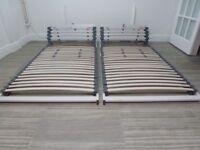 SUPER KING SIZE SLATTED BED BASE 180x200cm for super king bed frame