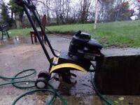 Texas 4-takt-gartenhacke Garden Hoe Hobby 380tgr £200 ono