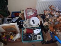 Job lot of household pieces