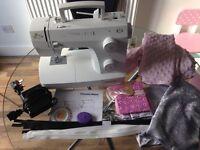 Brand new sewing machine