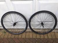 Concept 700c 11 Speed Shimano hub Bike Wheels