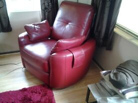 Hi ex gillies armchair excellent quality was £1100 sell 350