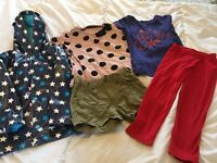 Girl's Clothes Bundle Size 5-6 Years