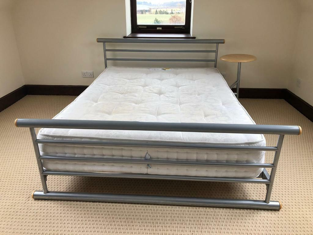 Jay Be Metal Double Bed Frame Bed In Inverurie