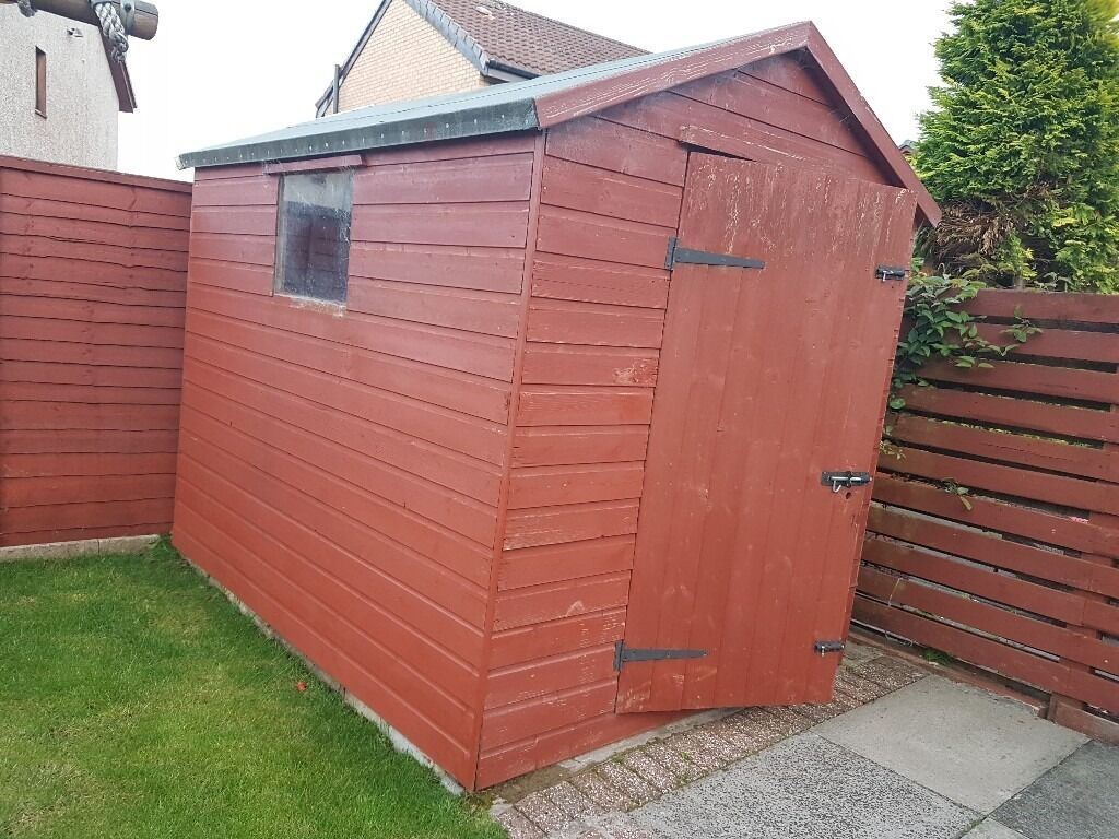shed free gone pending collection tomorrow - Garden Sheds Huddersfield