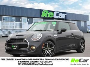 2014 Mini Hatch Cooper S REDUCED   HEATED LEATHER   PANORAMIC...