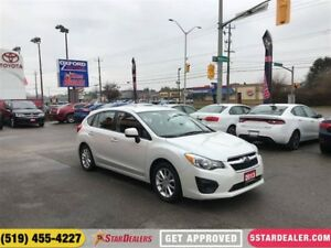 2013 Subaru Impreza 2.0i | HEATED SEATS | AWD
