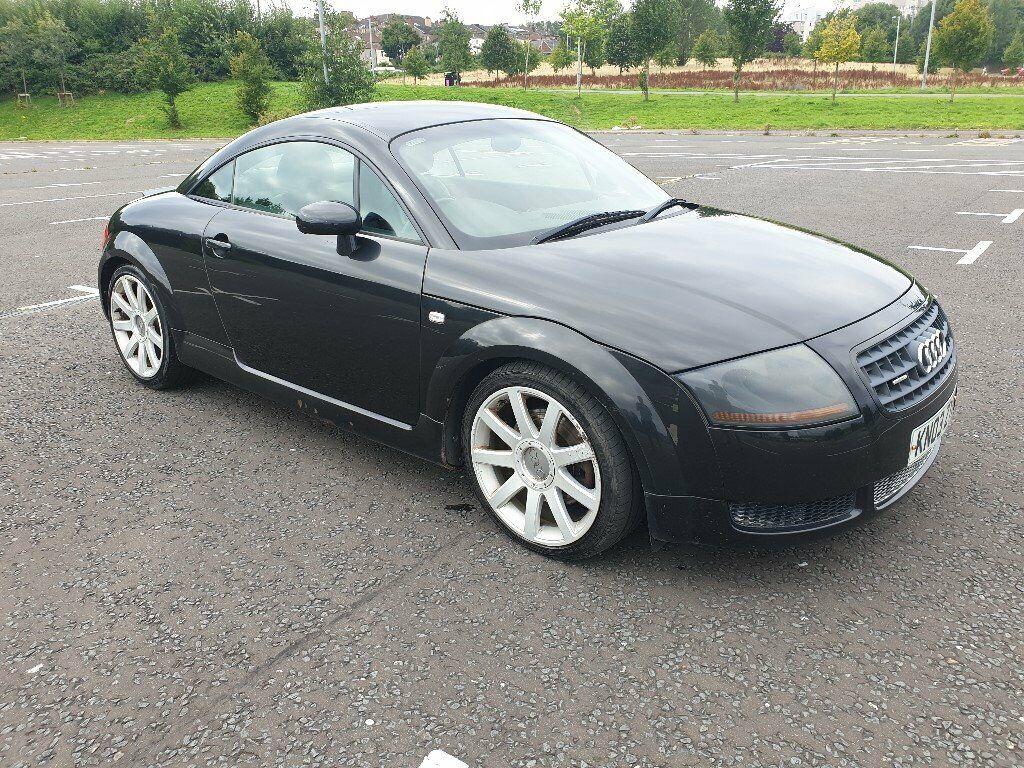 Audi, TT, Coupe, 2003, Manual, 1781 (cc), 3 doors   in Cathcart, Glasgow   Gumtree