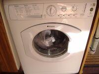 hotpointaquarius 6kg eco washing machine