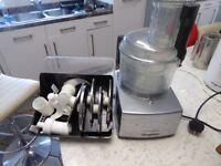 Food Mixer - Magimix Cuisine 5200