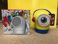 Minions Bluetooth speaker 🔊