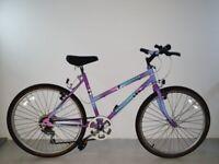 v 🚲🚲 Raleigh Cassis 6 Speed Ladies Medium Size MTB Bike Warranty Fully Serviced 🚲🚲