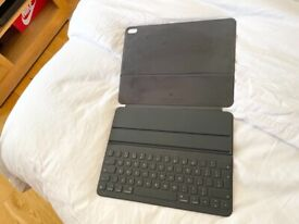 """GENUINE APPLE IPAD PRO FOLIO KEYBOARD CASE FOR IPAD PRO 12.9"""" 3RD GEN £50 NO OFFERS CAN DELIVER"""