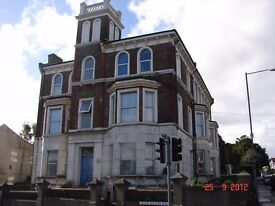 Larger than average 1 Bedroom second floor flat in a period building, close to Ramsgate town