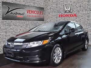 2012 Honda Civic EX-L *CUIRE/NAVIGATION*