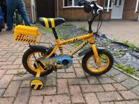 SOLD Children's Bike