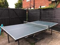 Stiga Folding Outdoor Table Tennis Table