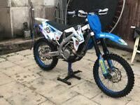 Tm 250 efi 2012 / not ktm cr kxf rmz yzf