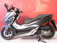 Honda, FORZA 300 2019, 279 (cc)