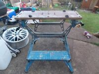 Black and decker workmate the real deal from the 70s only £40