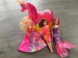 Barbie and the secret doors