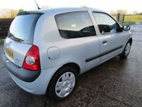 2005 RENAULT CLIO 1.2 EXTREME 3 DOOR ### 27000 MILES ### ONE LADY OWNER ### 12 MONTHS MOT 2018 ###