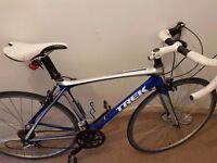 Trek Madone 5.2 racing bike - full carbon, custom built