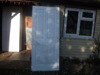 4 Panel Pre-painted Internal Doors - National Hickman - 5 x £20 each