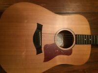 Taylor Big Baby Acoustic Guitar - Like New
