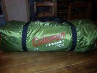 Coleman Classic Japura 4 Man Tent (49#)