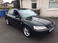 2002 honda accord sport v tec cheap reliable car px welcome £475