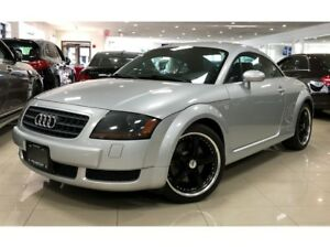 2003 Audi TT 1.8L|LOW MILLAGE|BOSE SOUND|LOCAL CAR|CERTIFIED