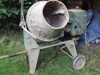 Cement Mixer - petrol