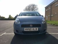 Fiat Grande Punto 1.4 8v Sound 5dr£2,995 p/x Very low mileage 2010 (60 reg), Hatchback 40,000 miles