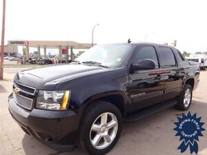 2013 Chevrolet Avalanche LT w/Remote Engine Start, Backup Camera