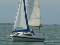Eagle 525 Sailing boat with possible cheap transferable mooring
