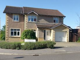 SOLD STC 4 Bed Detached House the highly sought after Silvercrest development, Elgin