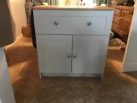 Baby changing unit/ nursery cabinet.