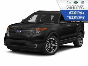 2014 Ford Explorer Sport *INCOMING TRADE* *NO ACCIDENTS*