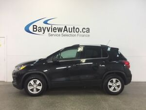 2017 Chevrolet TRAX - TURBO! AWD! REM START! REV CAM! BLUETOOTH!