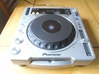 Pioneer CDJ 800 Mk2 Mint Condition, perfect working order, hardly used, original packaging, £95