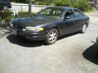 2002 Buick Regal ls Sedan 3.8l v6