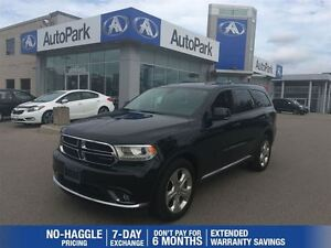 2015 Dodge Durango Limited/BLUETOOTH/LEATHER/NAVIGATION