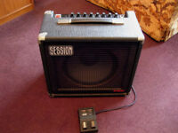 VINTAGE SESSION SESSIONETTE 75 MkII COMBO GUITAR AMPLIFIER