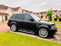 Range Rover Sport HSE 3.6 Tdv8 57 Plate
